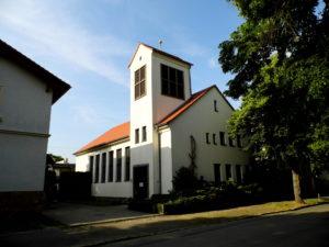 Kirche Borsdorf