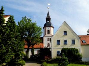 Kirche Gerichshain